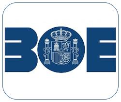 Imagen de logotipo del Boletín Oficial del Estado