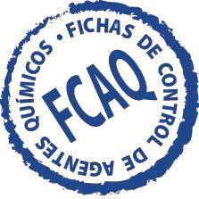 Imagen de logotipo de Fichas de Control de Agentes Químicos