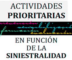 Imagen de Actividades prioritarias en función de la siniestralidad 2019