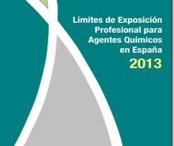 Imagen de portada de la Jornada Límites de Exposición Profesional para Agentes Químicos en España