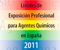 Imagen de portada de la Jornada Técnica: Límites de Exposición Profesional para Agentes Químicos en España 2011
