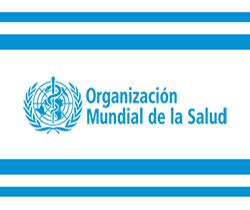 Imagen de logotipo de la Organización Mundial de la Salud OMS