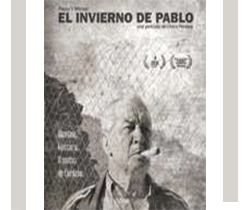 Imagen de la portada de la película que se proyecta