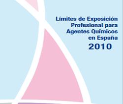 Imagen de portada de la Jornada Técnica sobre Límites de Exposición Profesional para Agentes Químicos en España 2010