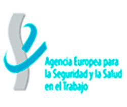 Imagen del logotipo de La Agencia Europea para la Seguridad y la Salud en el Trabajo