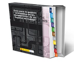 Imagen de la guía para la gestión preventiva de las instalaciones de los lugares de trabajo