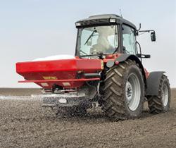 Imagen de un tractor