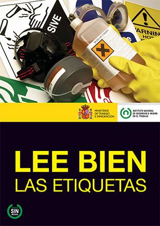 Lee bien las etiquetas. Cartel - Año 2011