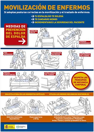 Cartel. Movilización de enfermos - Año 2011