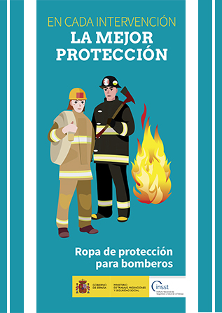 Folleto: Ropa de protección para bomberos: en cada intervención la mejor protección - Año 2018