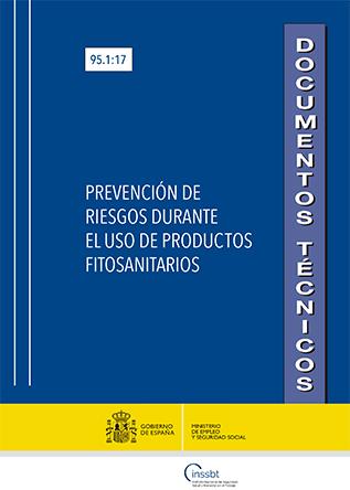 Prevención de riesgos durante el uso de productos fitosanitarios - Año 2018