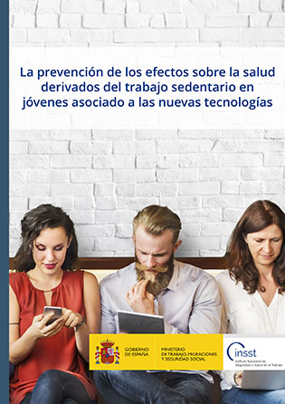 La prevención de los efectos sobre la salud derivados del trabajo sedentario en jóvenes asociado a las nuevas tecnologías - Año 2018