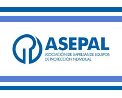 Imagen de logotipo Asociación Española de Equipos de Protección Individual (ASEPAL)