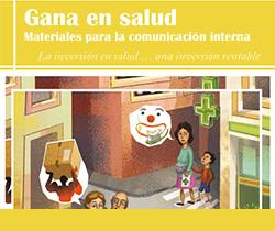 Imagen de materiales para la comunicación interna