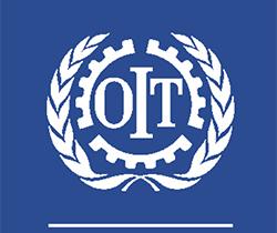 Imagen de logotipo de la Organización Internacional del Trabajo