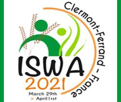 Imagen de logotipo de ISWA, Instituto Nacional de Investigación para agricultura, alimentación y medio ambiente