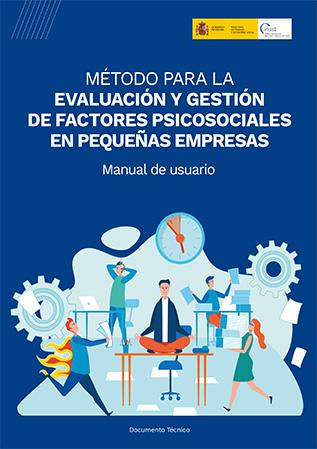 Método para la evaluación y gestión de factores psicosociales en pequeñas empresas - Año 2020