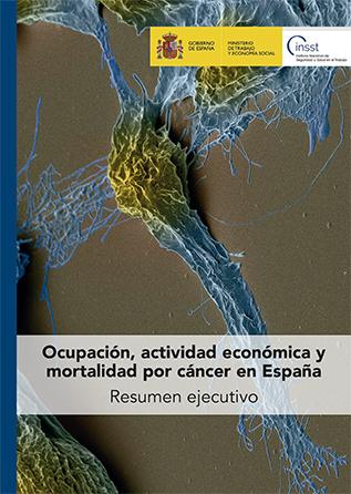 Ocupación, actividad económica y mortalidad por cáncer en España: Resumen ejecutivo - Año 2020