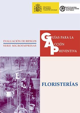 Guía para la acción preventiva: Floristerías - Año 2002