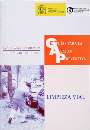 Guía para la acción preventiva: Limpieza vial - Año 2004