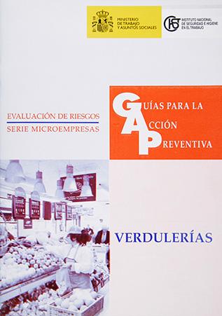 Guía para la acción preventiva: Verdulerías - Año 2005