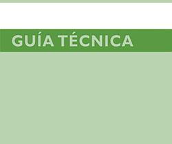 Logotipo de la guia tecnica para la evaluación del riesgo eléctrico