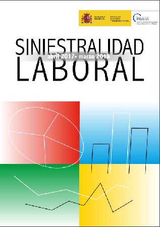 Avance de siniestralidad laboral. Periodo abril 2017-marzo 2018