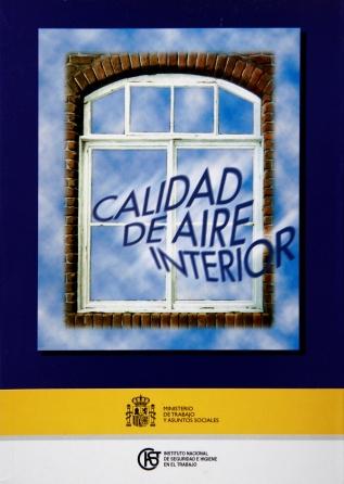 Calidad de aire interior - Año 2002