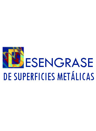 Base de datos: Desengrase de superficies metálicas - Año 2013