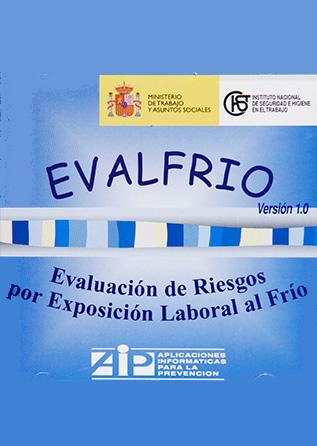 AIP.023 - EVALFRIO. Evaluación de riesgos por exposición laboral a frío. Versión 1.0 - Año 2005