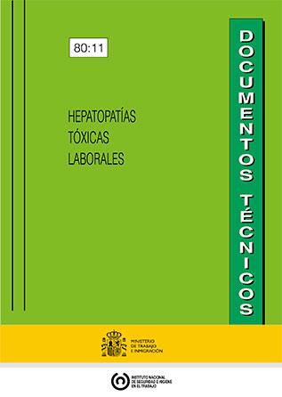 Hepatopatías tóxicas laborales - Año 2011