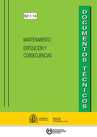 Mantenimiento exposicion y consecuencias - Año 2014
