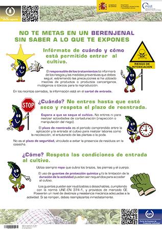Cartel. No te metas en un berenjenal - Año 2019