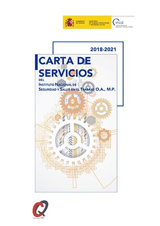 Carta de Servicios 2018-2021 - Año 2018