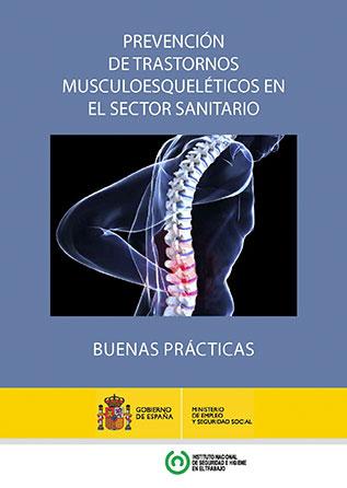 Prevención de TME en el sector sanitario: buenas prácticas - año 2013
