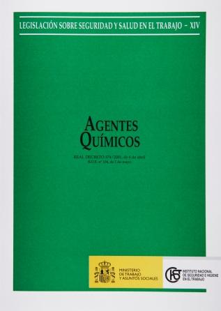 Agentes químicos (Real decreto) - Año 2004