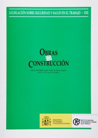 Obras de construcción (Real decreto) - Año 2007