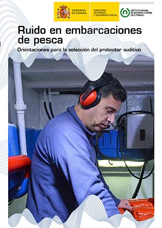 Ruido en embarcaciones de pesca (folleto) - Año 2016