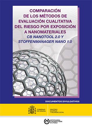 Comparación de los métodos de evaluación cualitativa del riesgo por exposición a nanomateriales. CB nanotool 2.0 y Stoffenmanager nano 1.0. Año 2014