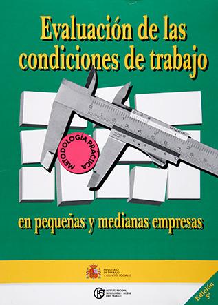 Evaluación de las condiciones de trabajo en pequeñas y medianas empresas - Año 2000