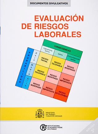 Evaluación de riesgos laborales - Año 1996