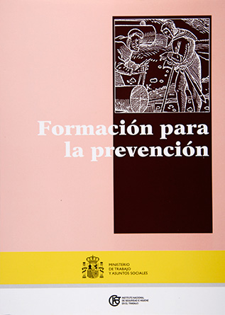 Formación para la prevención - 2ª edición - Año 2005