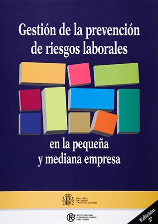 Gestión de la prevención de riesgos laborales en la pequeña y mediana empresa - Año 2009