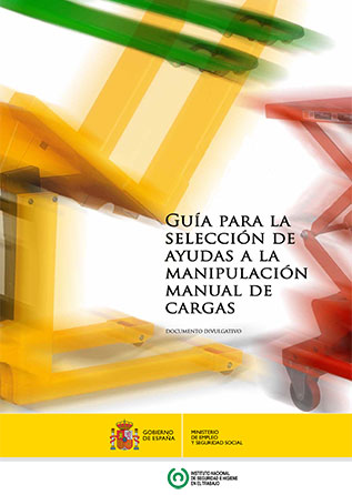 Guía para la selección de ayudas a la manipulación de cargas - año 2012