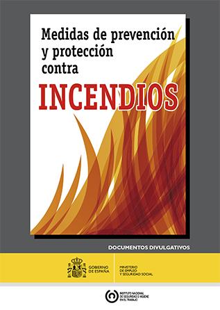 Medidas de prevención y protección contra incendios - Año 2015