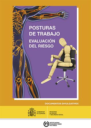 Posturas de trabajo: evaluación del riesgo - Año 2015
