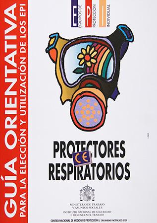 Guía orientativa para la selección y utilización de los EPI. Protectores respiratorios - Año 1997