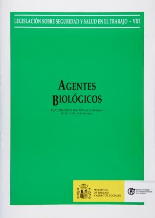 Agentes biológicos (Real decreto) - Año 2002