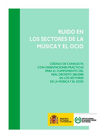 Ruido en los sectores de la música y el ocio - Año 2011