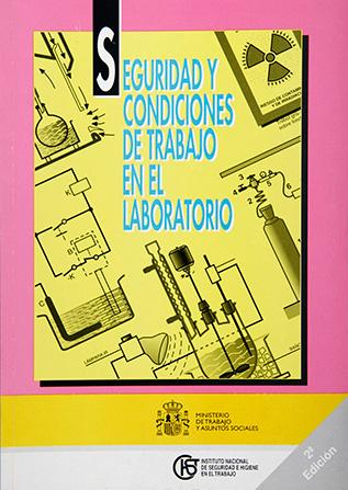 Seguridad y condiciones de trabajo en el laboratorio - Año 1992